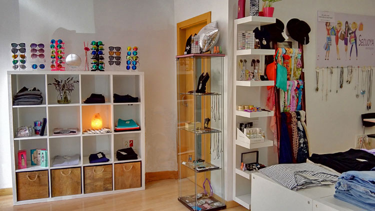 SECOUYA Boutique in La Orotava